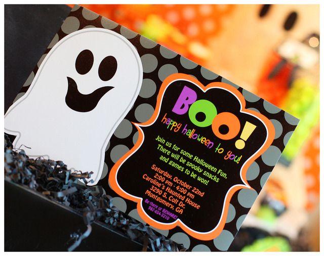 Ideas para una fiesta halloween de ni os - Fiesta halloween infantil ...