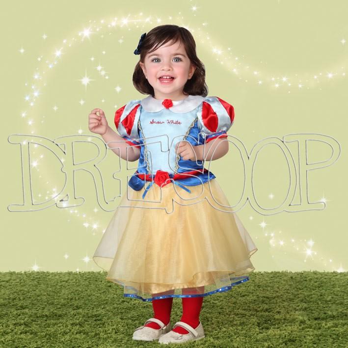 Disfraz Blancanieves para bebé