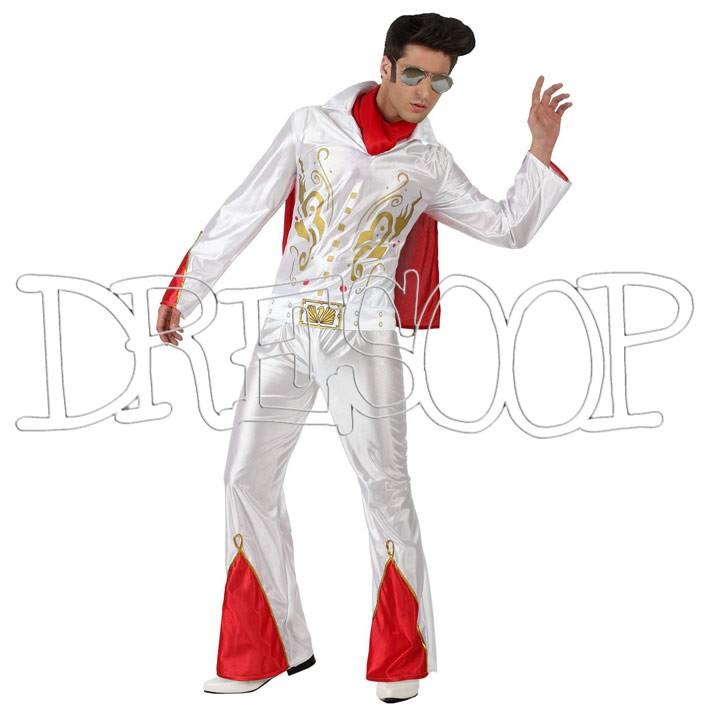 Disfraz Elvis para hombre