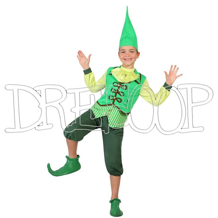 Disfraz Duende para niño