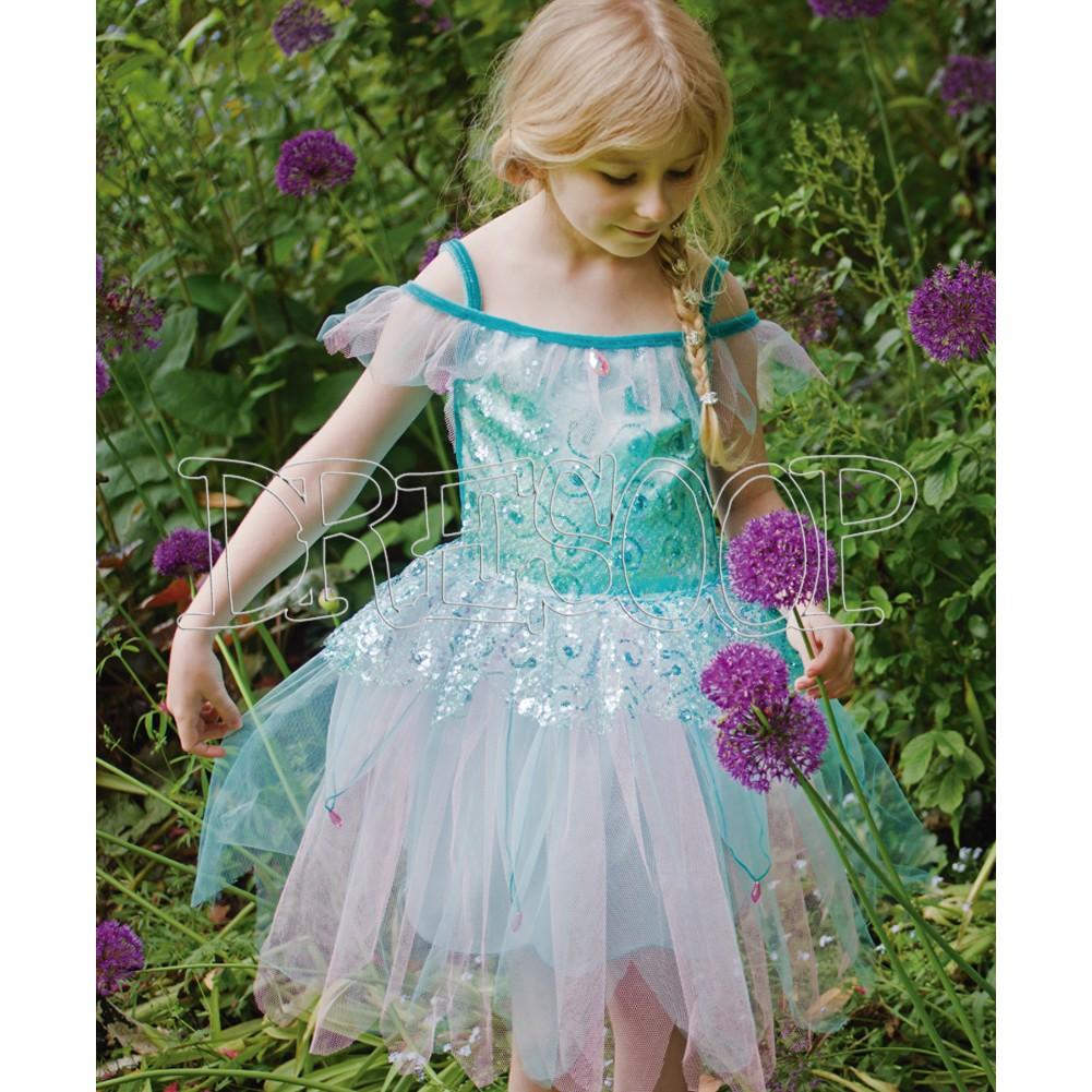 Disfraz Hada del Agua para niña Travis Designs