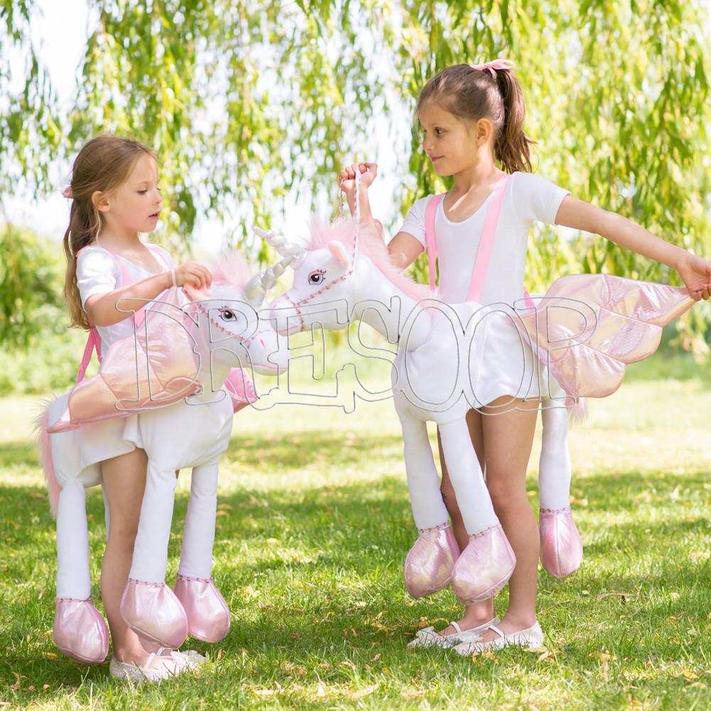 Disfraz monta en Unicornio para niña Travis Designs