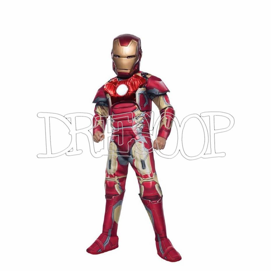 cea14cb23f9 Iron Man - Disfraces y artículos para fiestas