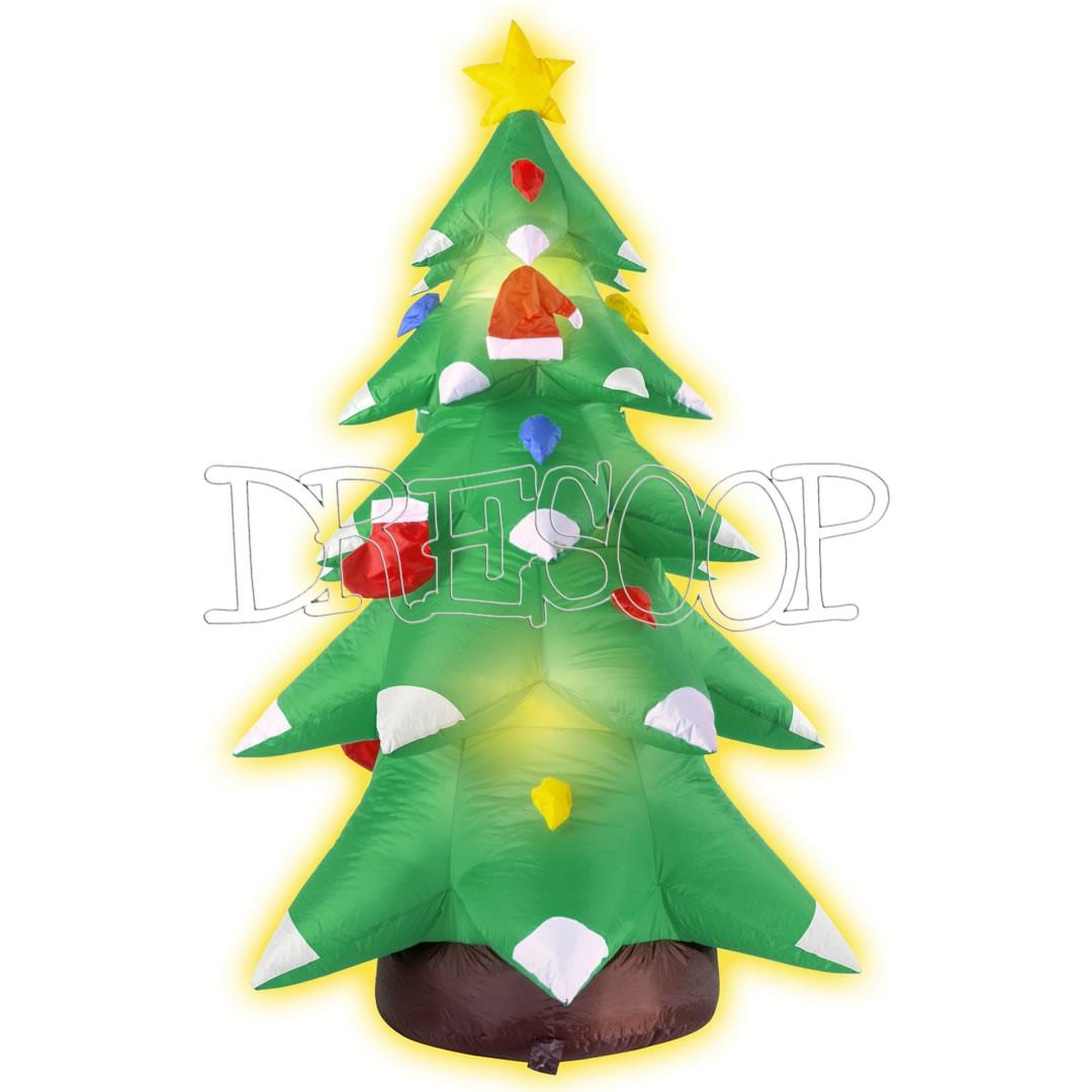 Arbol Navidad hinchable