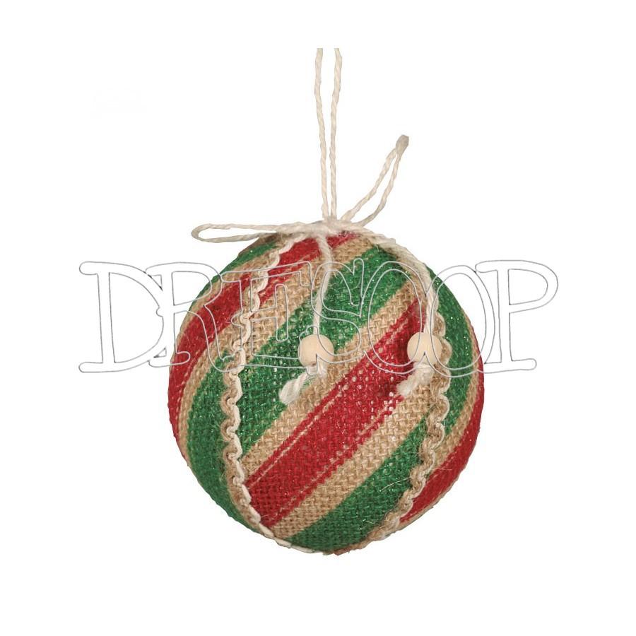 Bola saco roja y verde