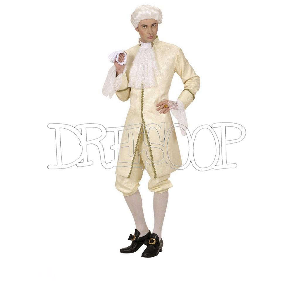 Disfraz Casanova veneciano para hombre