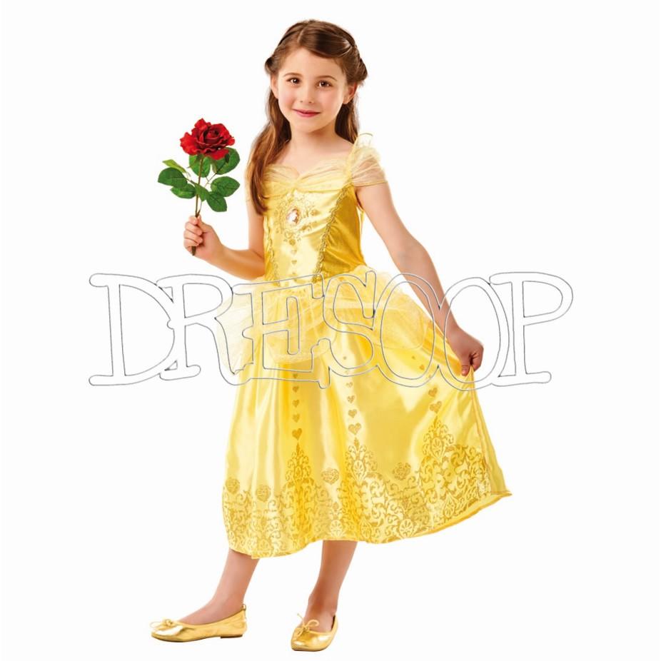 Disfraz Bella classic deluxe para niña