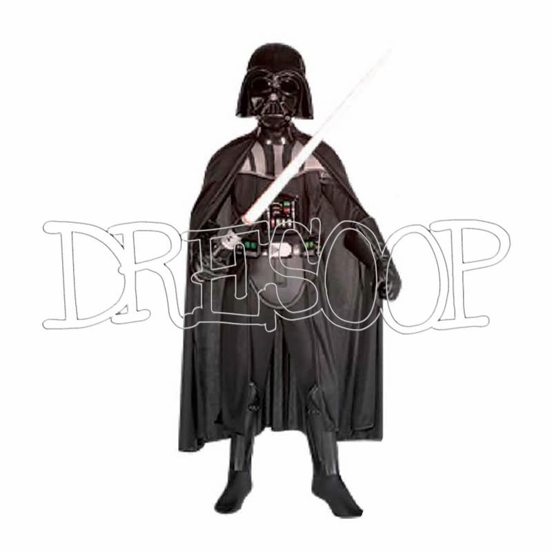 Disfraz Darth Vader premium para niño
