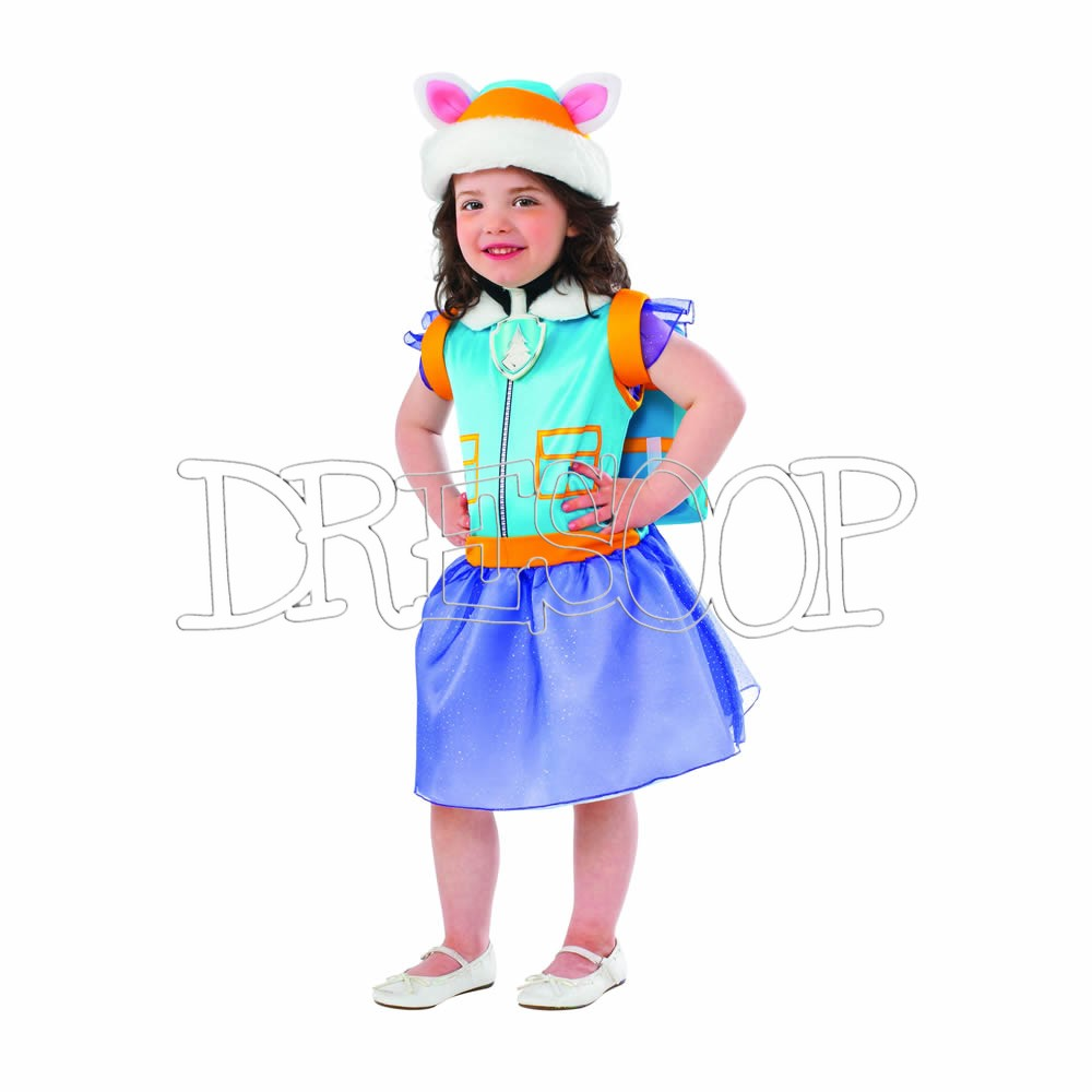 Disfraz Everest para niña