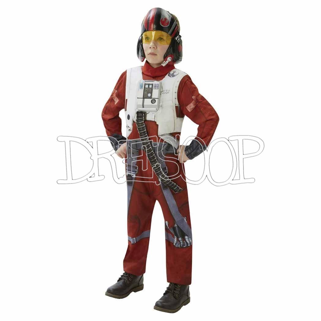 Disfraz Hero Battler Ep7 deluxe para niño