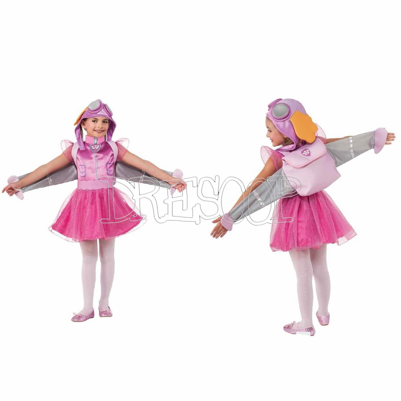 Disfraz Skye Paw Patrol para niña