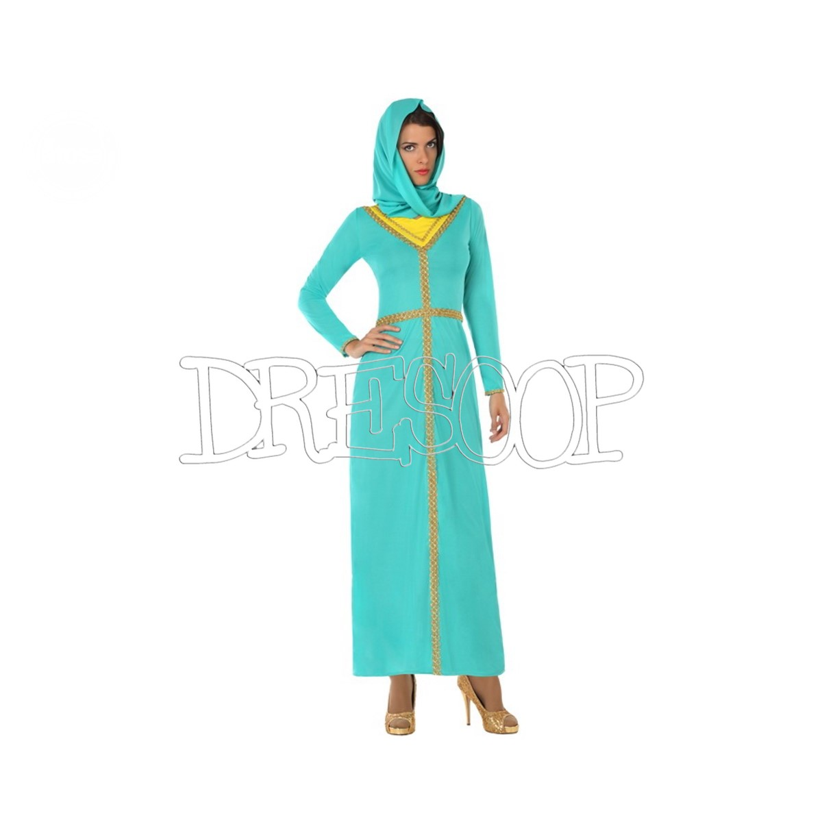 Disfraz Árabe elegante para mujer