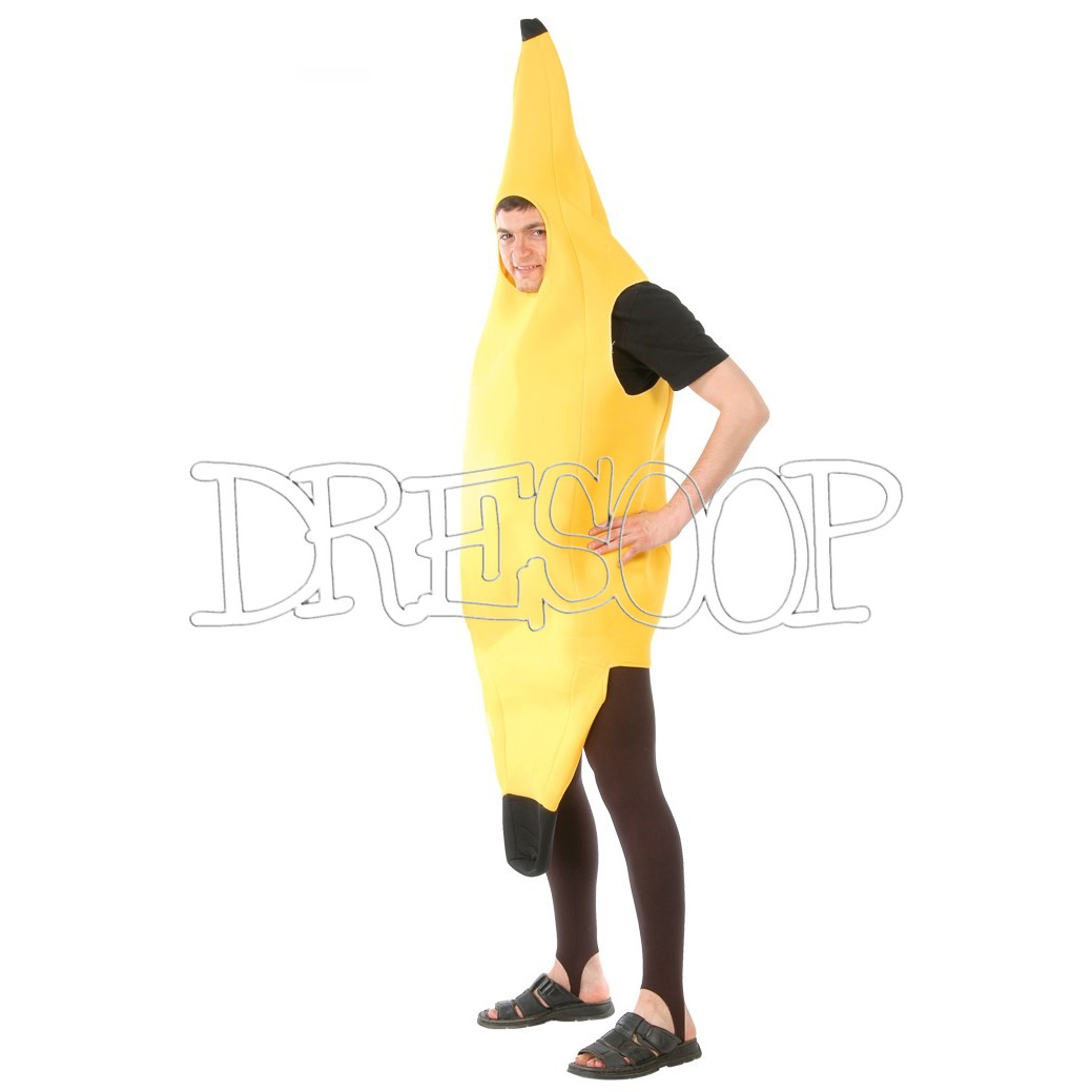 Disfraz Banana para hombre