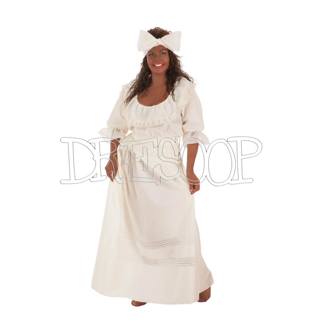 Disfraz Cubana para mujer