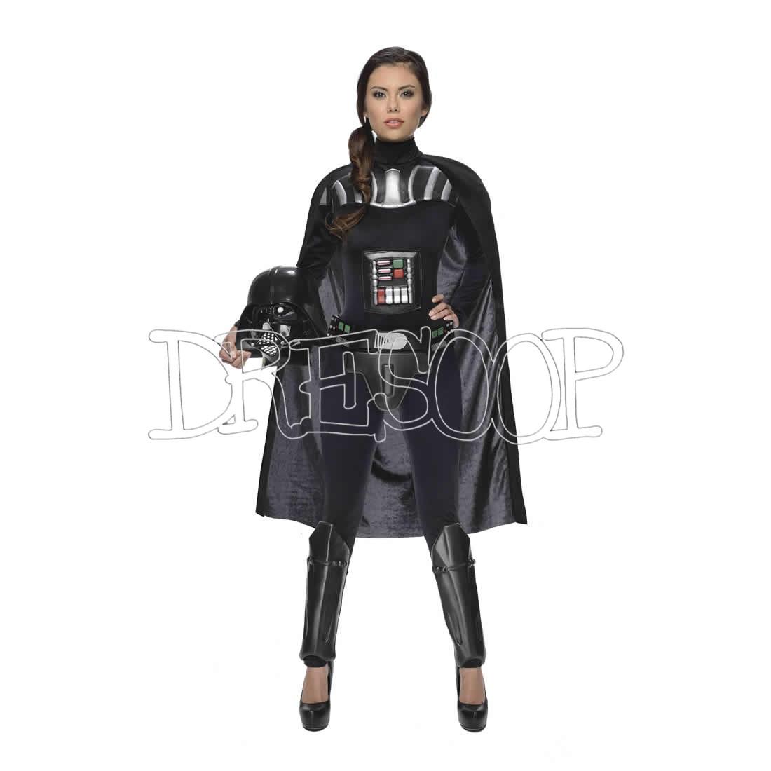 Disfraz Darth Vader para mujer