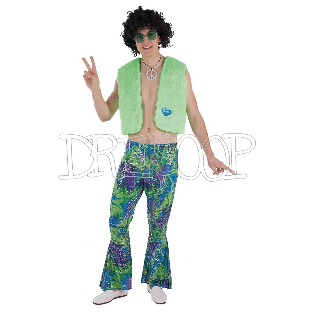 Disfraz Hippylongo para hombre