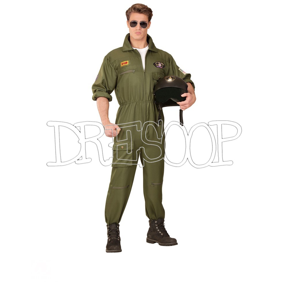 Disfraz Piloto de caza para hombre