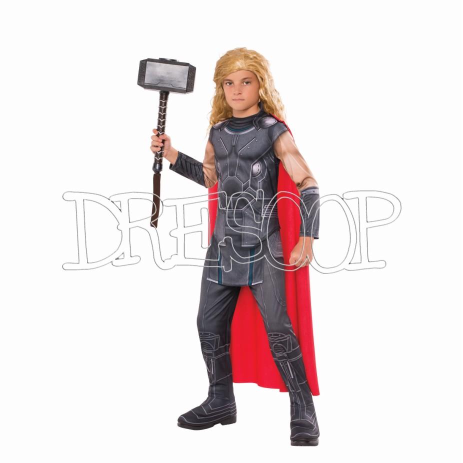 Disfraz Thor Ragnarok classic para niño