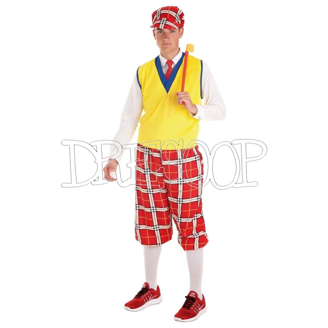 Disfraz de Golfista para hombre