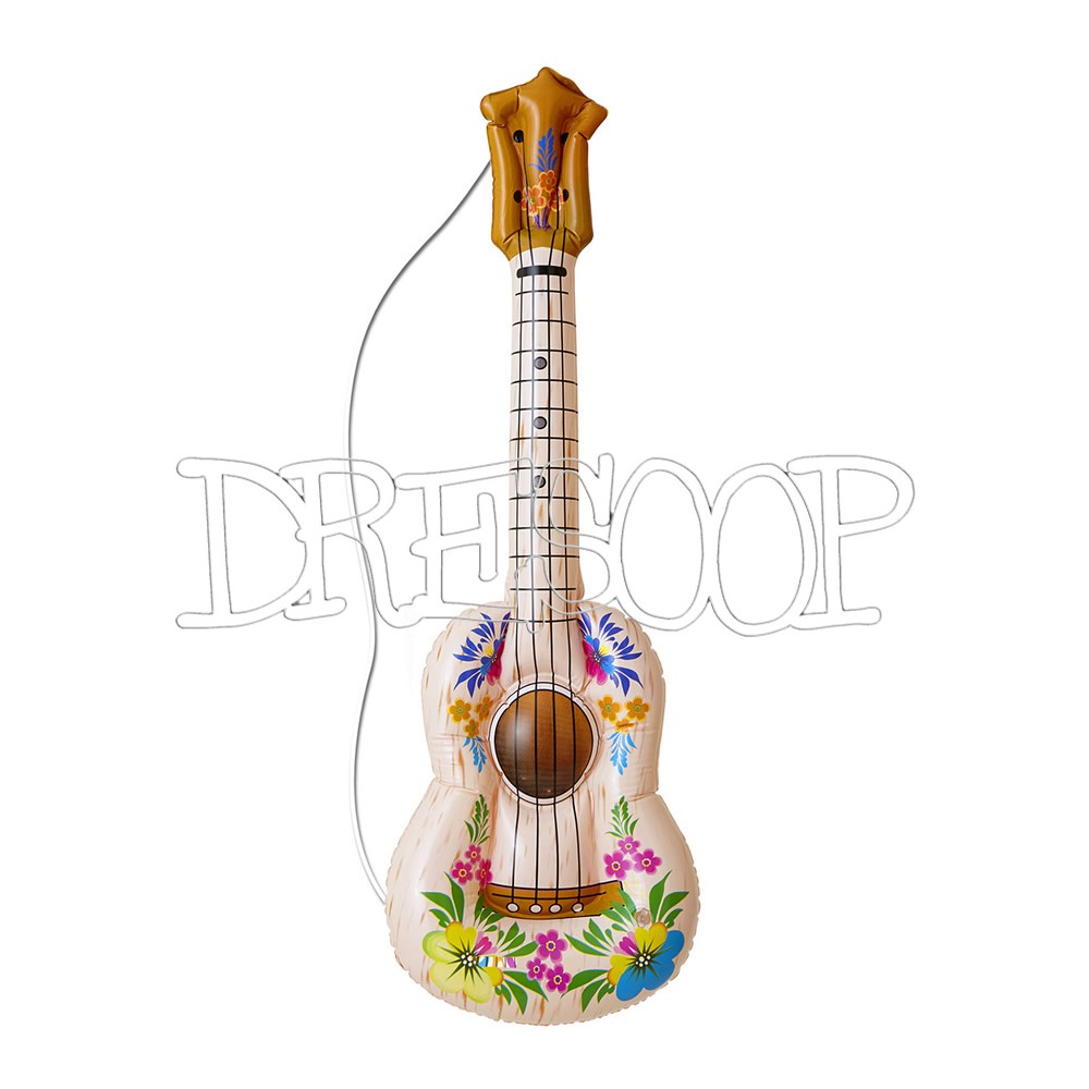 Guitarra Hinchable hawaiana