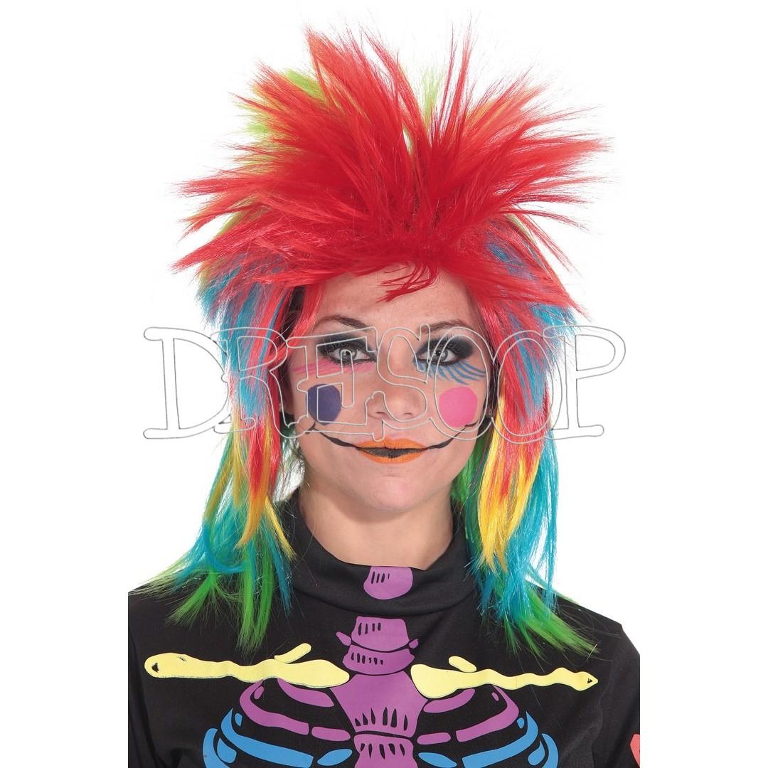 Peluca Punk chica