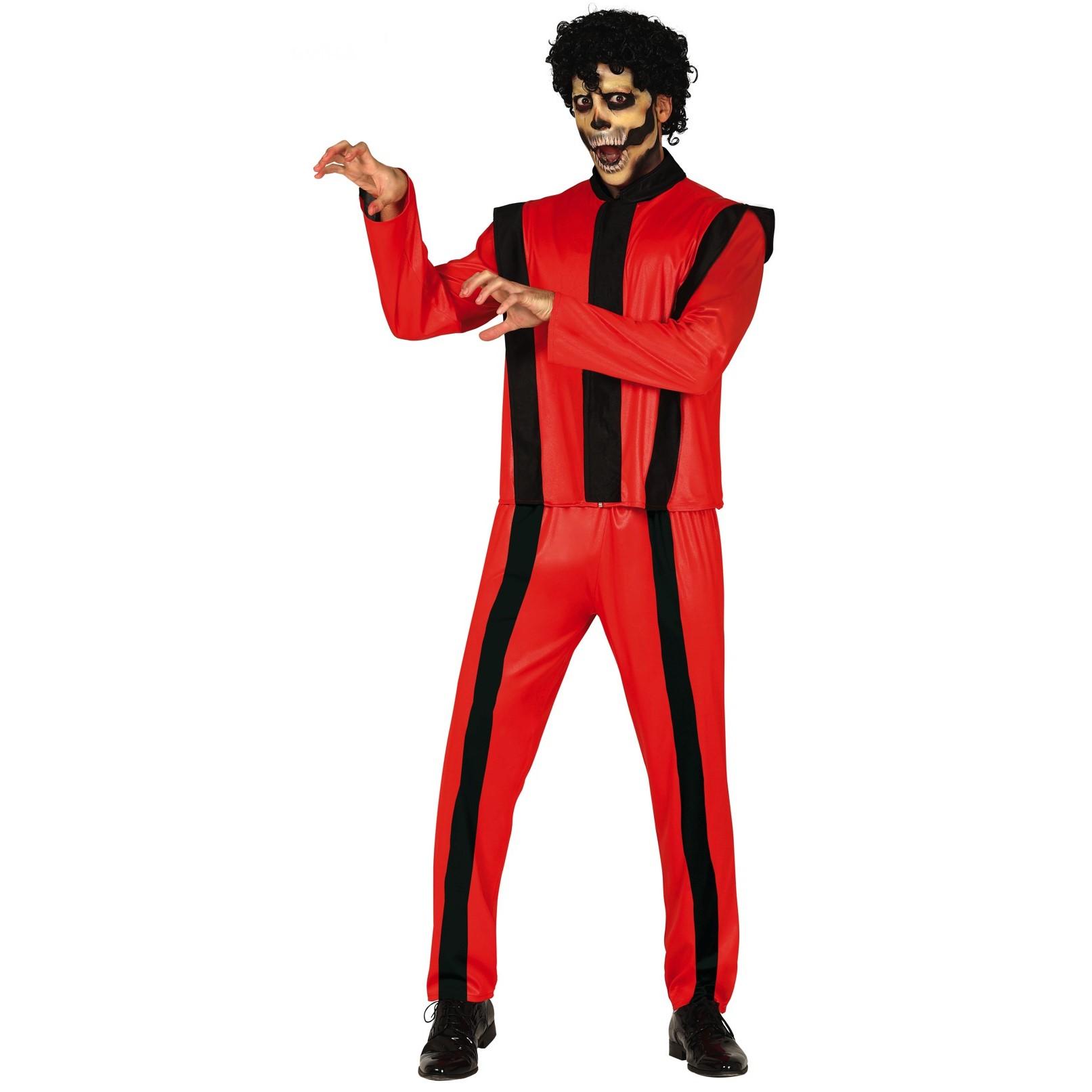Disfraz Thriller para hombre