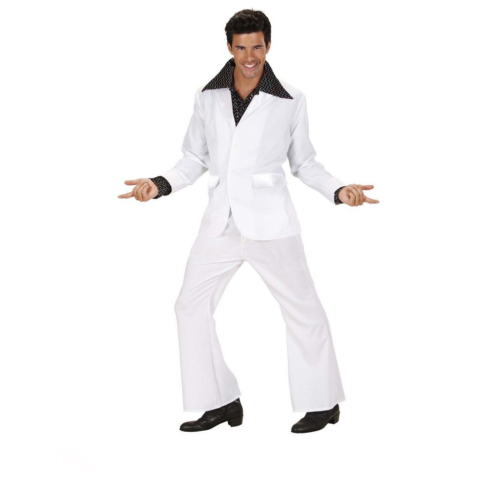 Disfraz Tony Manero blanco para hombre