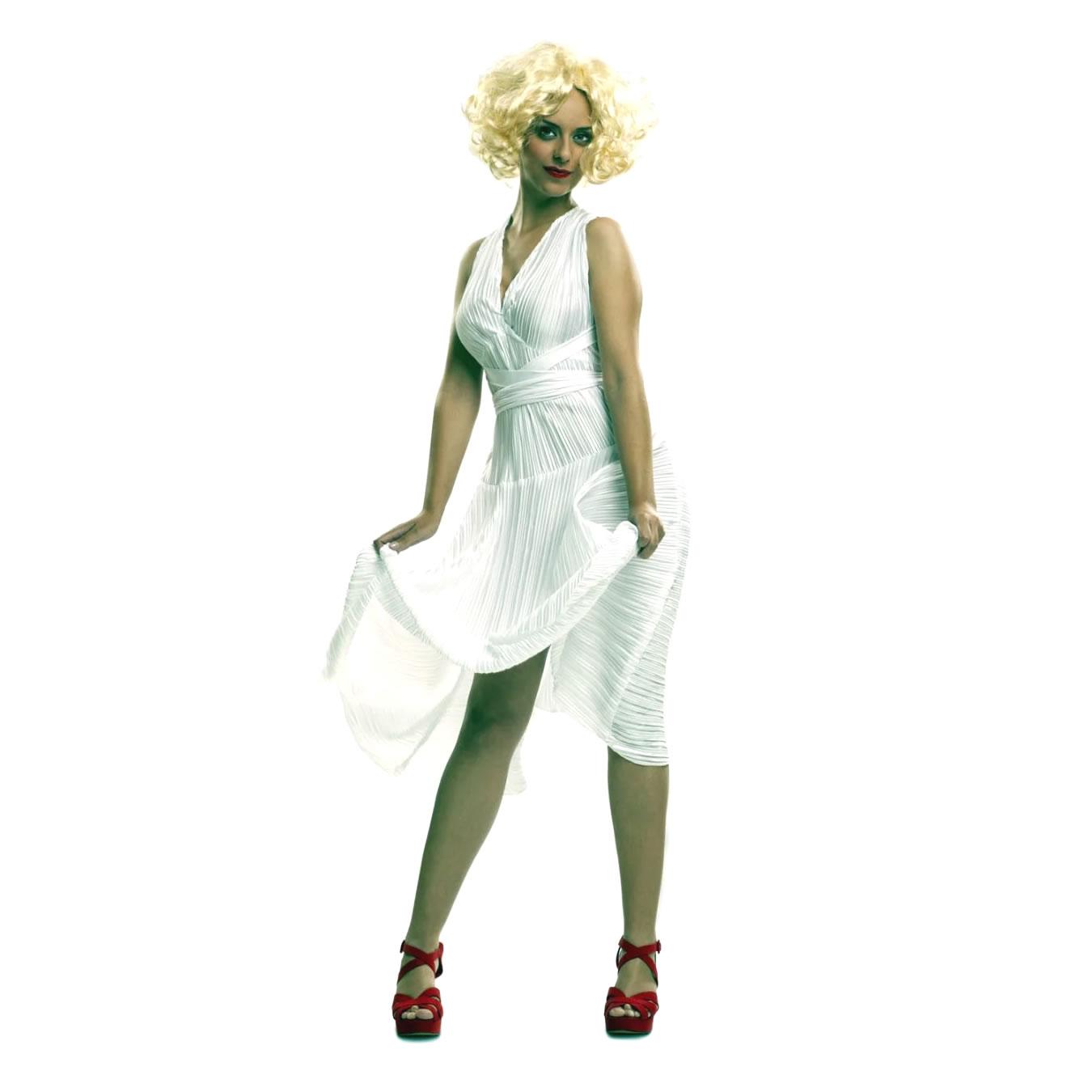 Disfraz de Marilyn Sexy para mujer