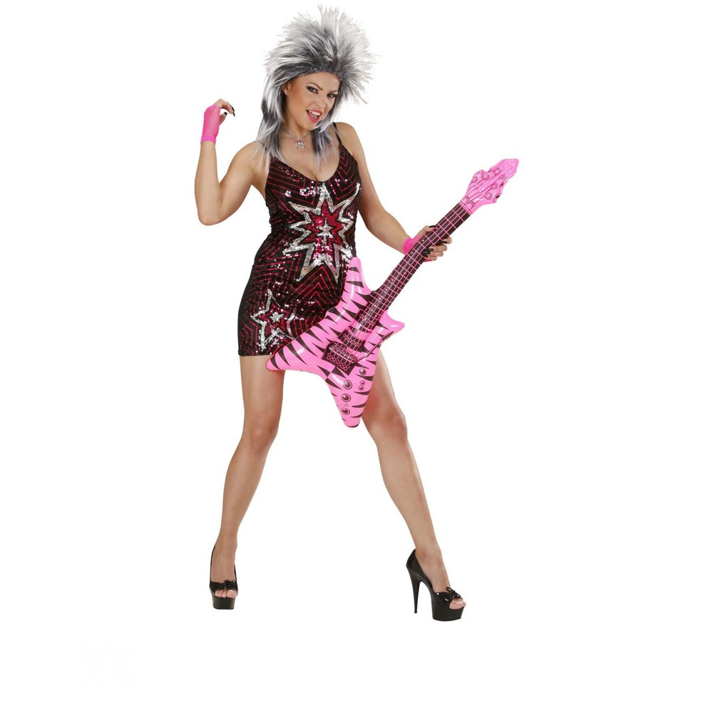 Vestido Disfraz Rock para mujer