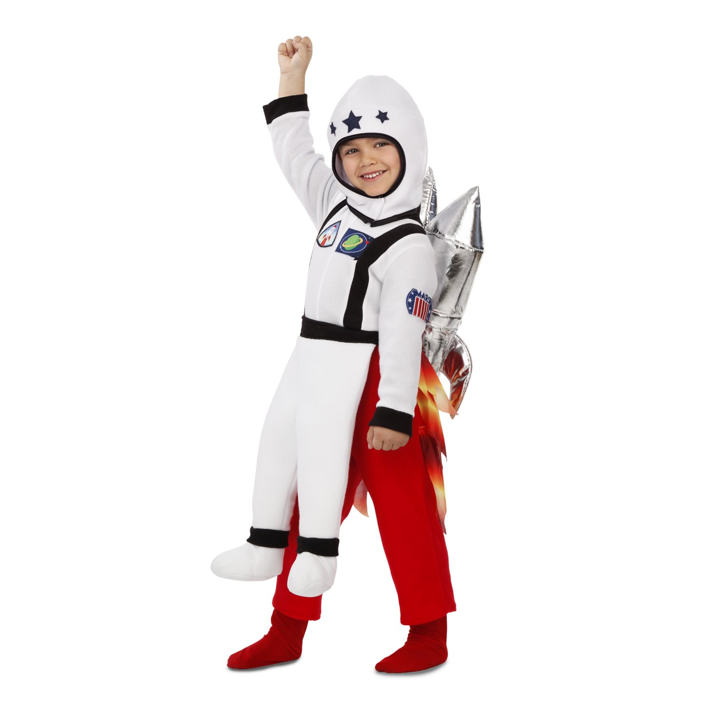 Disfraz Astronauta Cohete para niños