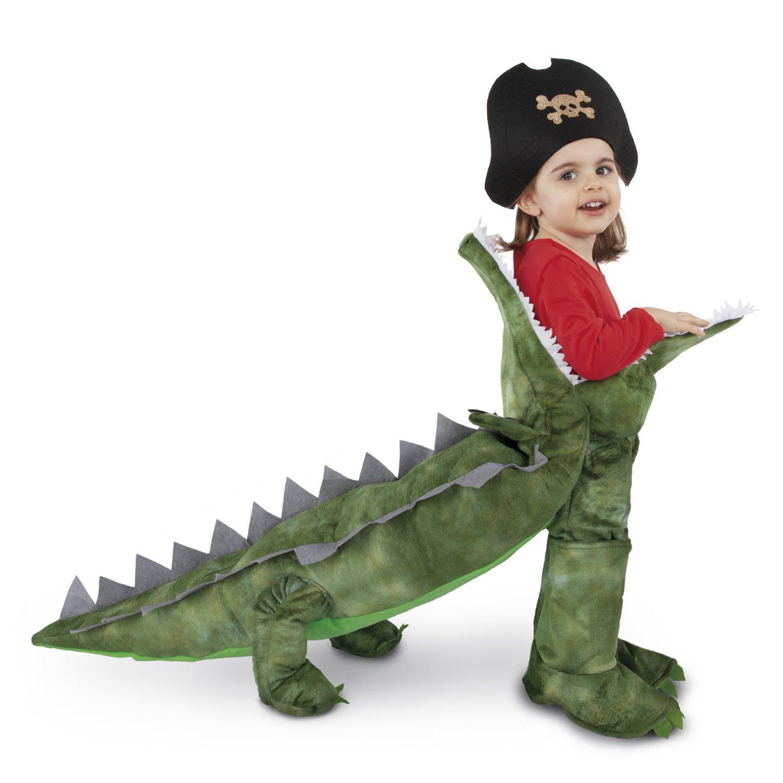 Disfraz Cocodrilo Tragón para niños