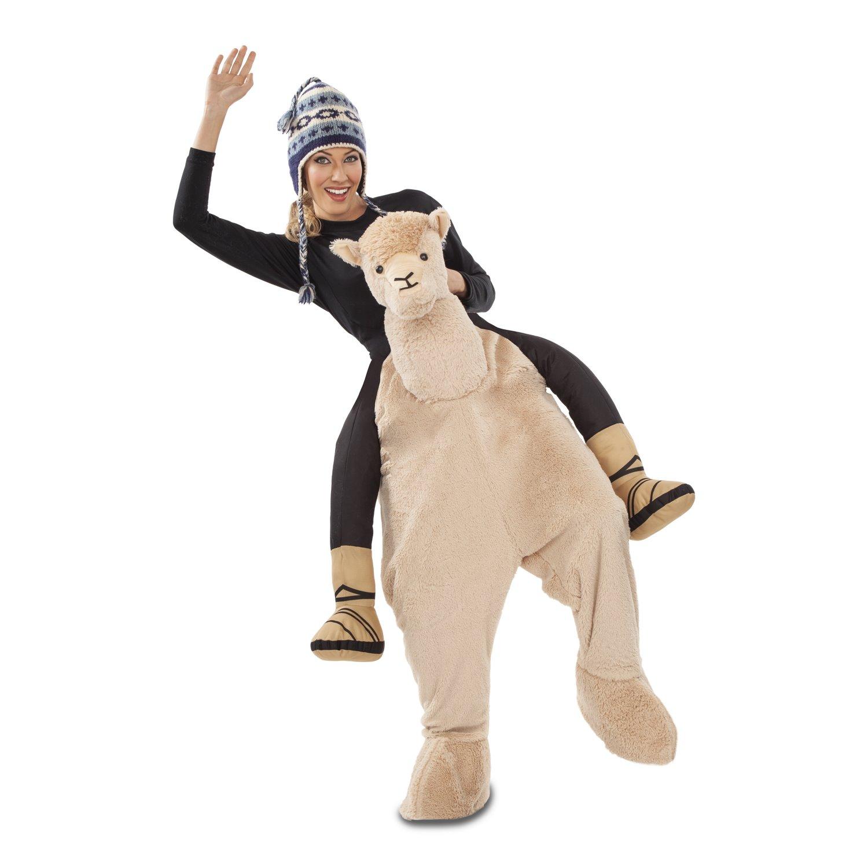 Disfraz Ride On Alpaca para adulto